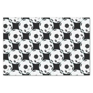 Soccer Ball Emoji Tissue Paper