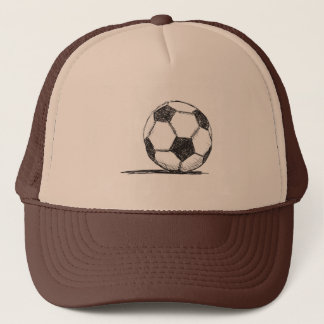 Soccer Ball, Football, Fussball, Team Sport Trucker Hat
