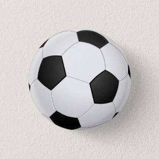 Soccer Ball Football Illustration Button