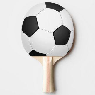 Soccer Ball Football Illustration Ping Pong Paddle