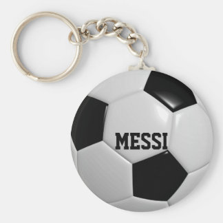 Soccer Ball Football Personalized Keychain