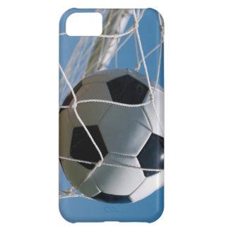 Soccer Ball Goal iPhone 5C Covers