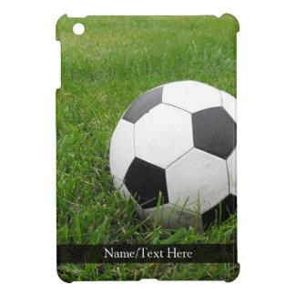 Soccer Ball in Grass iPad Mini Covers