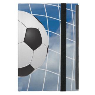 Soccer ball iPad mini cover