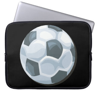 Soccer Ball Laptop Computer Sleeves