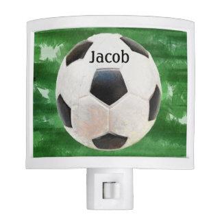 Soccer Ball Night Light