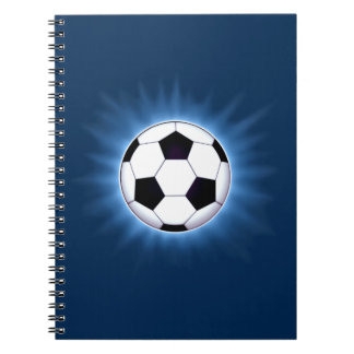 Soccer Ball Notebook