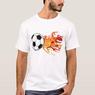 Soccer Ball of Fire T-Shirt