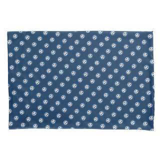 Soccer Ball Pattern (2 sides) Pillowcase