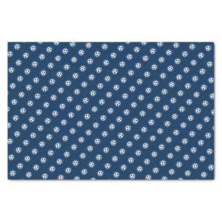 Soccer Ball Pattern Tissue Paper