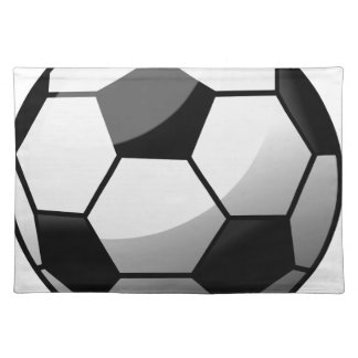 Soccer Ball Placemat