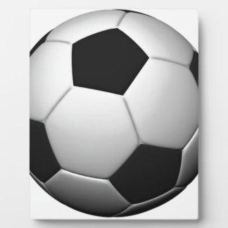 Soccer Ball Plaque