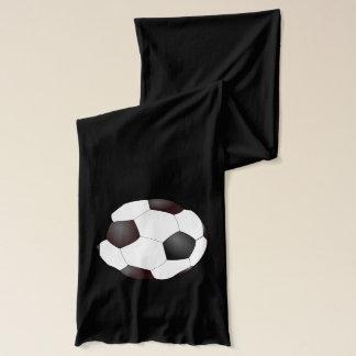 Soccer Ball Scarf