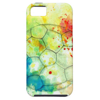 Soccer Ball Sketch01 iPhone 5 Cover