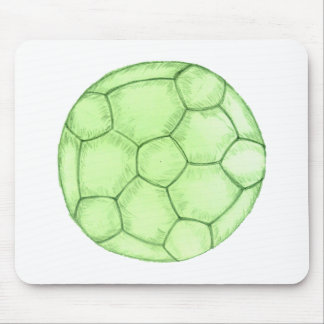 Soccer Ball Sketch 2 Mouse Pad
