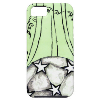 Soccer Ball Sketch 3 iPhone 5 Case