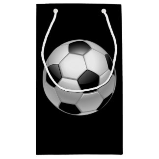 Soccer Ball Small Gift Bag