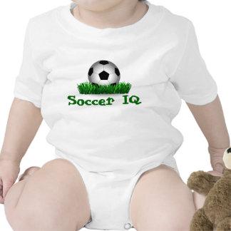 Soccer ball, soccer shirt