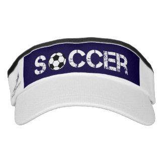 Soccer Ball Sport Sun Visor