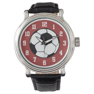 Soccer Ball Watch