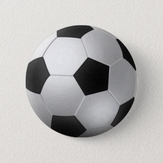 Soccer BallS 2 Inch Round Button
