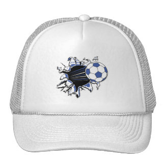 Soccer Burst T-shirts and Gifts Trucker Hat