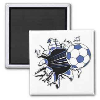 Soccer Burst T-shirts and Gifts Magnet