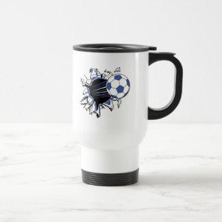 Soccer Burst T-shirts and Gifts Mugs
