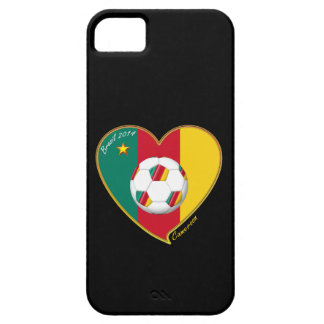 """Soccer """"CAMEROON"""" FOOTBALL Team, Soccer of iPhone 5 Covers"""