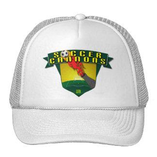 Soccer Cannons Trucker Hat