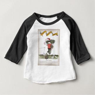 soccer captain red team baby T-Shirt