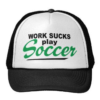 Soccer Casquette