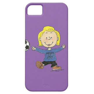 Soccer Chick iPhone 5 Cover