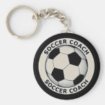 Soccer Coach Key Chains