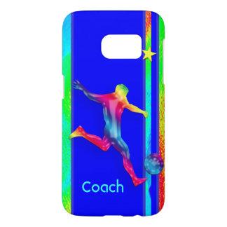 Soccer Coach Thank You Custom Samsung Galaxy S7 Case