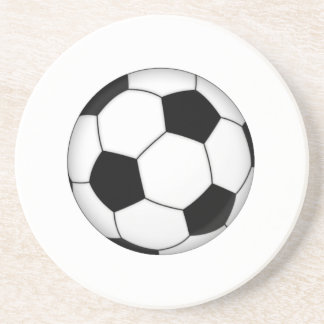 soccer coasters