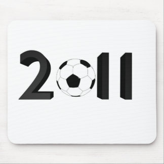 soccer competition in 2011 mouse pad