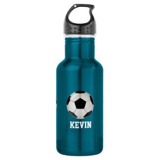 Soccer Custom 532 Ml Water Bottle