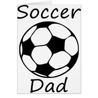 soccer dad card