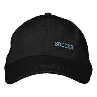 Soccer Dad Embroidered Cap