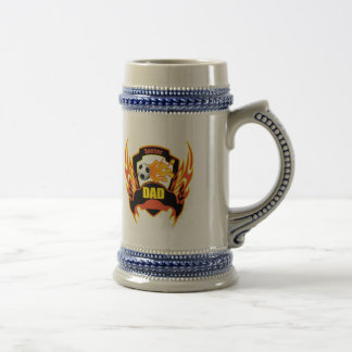 Soccer Dad Fathers Day Gifts Coffee Mugs