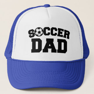 Soccer Dad Men's funny Trucker Hat