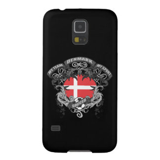 Soccer Denmark Case For Galaxy S5