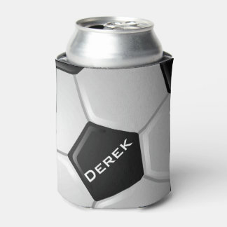 Soccer Design Can Cooler