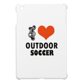 soccer design cover for the iPad mini