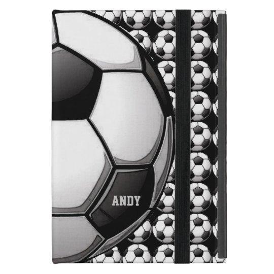 Soccer Design iPad Air Case