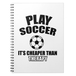 soccer design notebook