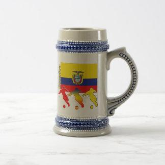 Soccer Ecuador Mug