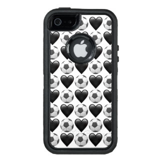 Soccer Emoji iPhone SE/5/5s Otterbox Case