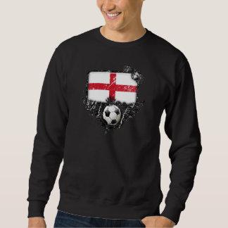Soccer fan England Sweatshirt